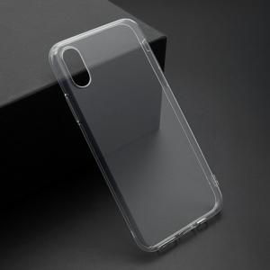 Slika od Futrola ULTRA TANKI PROTECT silikon za Iphone XS providna (bela)