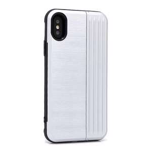 Slika od Futrola Pocket Holder za Iphone X/XS srebrna