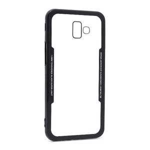 Slika od Futrola BACK CLEAR za Samsung J610F Galaxy J6 Plus crna