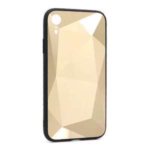 Slika od Futrola CRYSTAL za Iphone XR zlatna