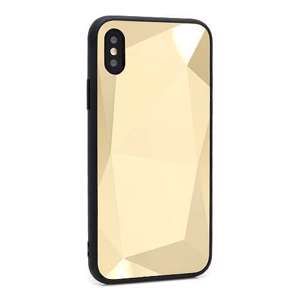 Slika od Futrola CRYSTAL za Iphone XS zlatna