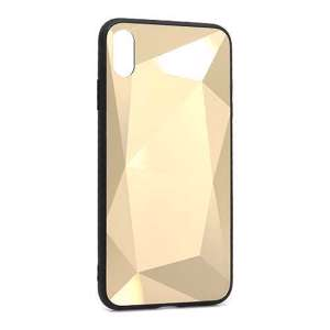 Slika od Futrola CRYSTAL za Iphone XS Max zlatna
