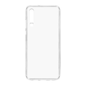 Slika od Futrola ULTRA TANKI PROTECT silikon za Huawei P30 providna (bela)