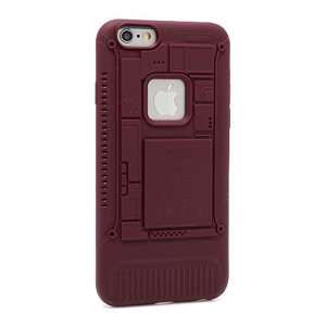 Slika od Futrola silikon ARMOR za Iphone 6G/6S bordo