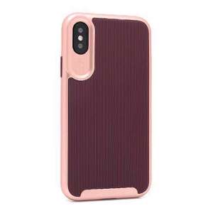 Slika od Futrola Wavelenght za Iphone X/XS bordo-roze