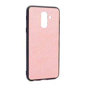 Slika od Futrola Braided za Samsung A605G Galaxy A6 Plus 2018 roze