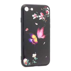Slika od Futrola Butterfly za Iphone 7 crna