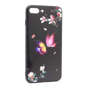 Slika od Futrola Butterfly za Iphone 7 Plus crna