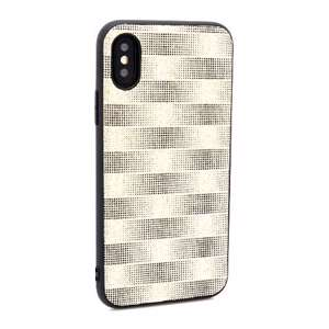 Slika od Futrola Glitter Plaid za Iphone X/XS zlatna