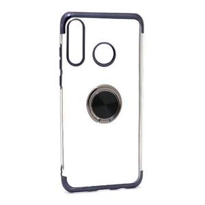 Slika od Futrola MAGNETIC RING CLEAR za Huawei P30 Lite crna