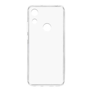 Slika od Futrola ULTRA TANKI PROTECT silikon za Huawei Honor 8A providna (bela)