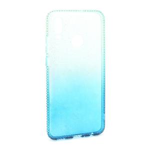 Slika od Futrola silikon Sparkly Diamond za Huawei P Smart 2019 plava