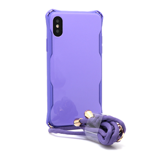 Slika od Futrola Summer color za Iphone X/XS lila