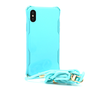 Slika od Futrola Summer color za Iphone X/XS tirkizna