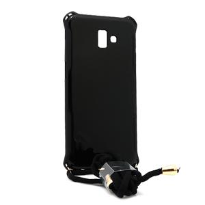 Slika od Futrola Summer color za Samsung J610F Galaxy J6 Plus crna