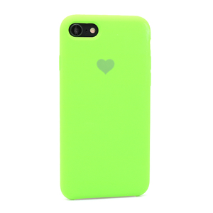 Slika od Futrola Heart za Iphone 7/8 zelena