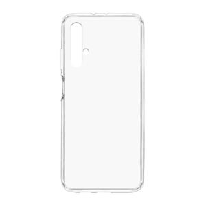 Slika od Futrola ULTRA TANKI PROTECT silikon za Huawei Honor 20 providna (bela)
