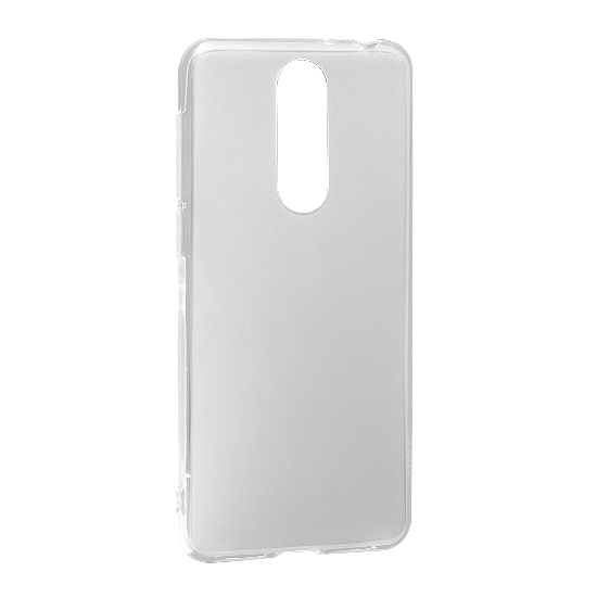 Slika od Futrola silikon DURABLE za Alcatel OT-5053 3 2019 bela