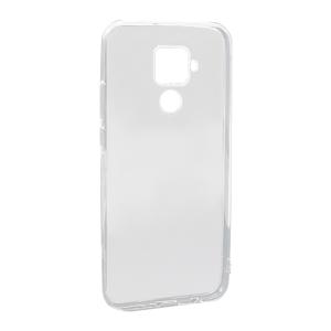Slika od Futrola ULTRA TANKI PROTECT silikon za Huawei Mate 30 Lite providna (bela)