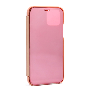 Slika od Futrola BI FOLD CLEAR VIEW za Iphone 11 Pro roze
