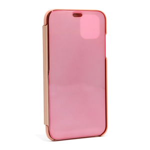 Slika od Futrola BI FOLD CLEAR VIEW za Iphone 11 roze