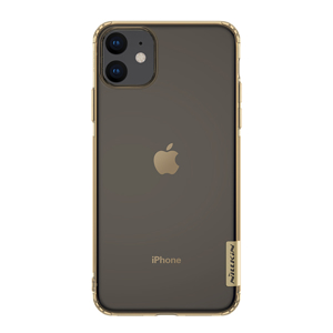 Slika od Futrola NILLKIN nature za Iphone 11 siva