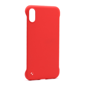 Slika od Futrola PVC GENTLE COLOR za Iphone X/XS tamno crvena