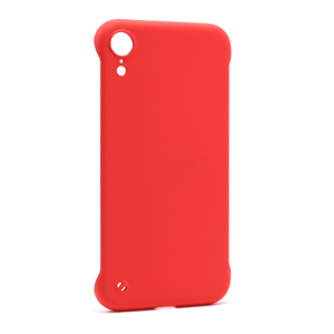 Slika od Futrola PVC GENTLE COLOR za Iphone XR tamno crvena