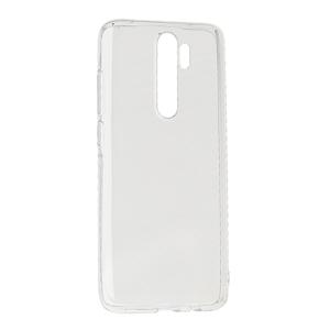 Slika od Futrola ULTRA TANKI PROTECT silikon za Xiaomi Redmi Note 8 Pro providna (bela)