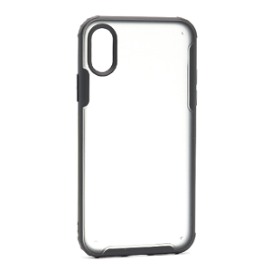 Slika od Futrola MATTE STRONG za Iphone X/XS crna