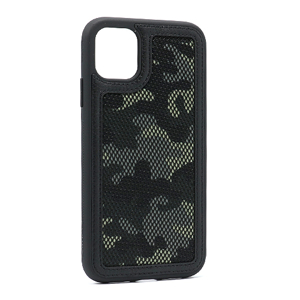 Slika od Futrola NILLKIN CAMO za Iphone 11 crna (army design)