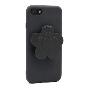 Slika od Futrola Flower Mirror za Iphone 7/8 crna