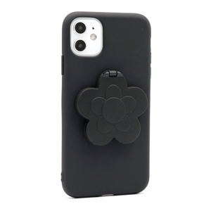Slika od Futrola Flower Mirror za Iphone 11 crna