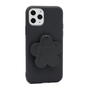 Slika od Futrola Flower Mirror za Iphone 11 Pro crna