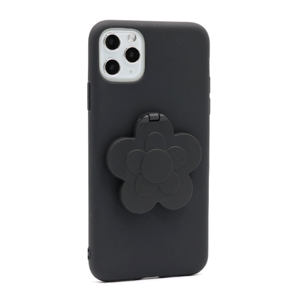 Slika od Futrola Flower Mirror za Iphone 11 Pro Max crna