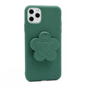 Slika od Futrola Flower Mirror za Iphone 11 Pro Max zelena