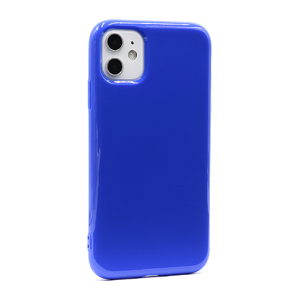 Slika od Futrola silikon Jelly Lite za Iphone 11 plava