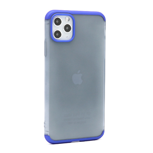 Slika od Futrola PVC 360 PROTECT NEW za Iphone 11 Pro Max plava