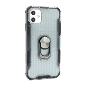 Slika od Futrola DEFENDER RING CLEAR za Iphone Iphone 11 crna