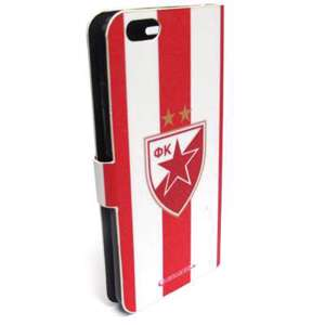 Slika od Futrola BI FOLD Comicell Crvena zvezda za Iphone 6 PLUS model 3