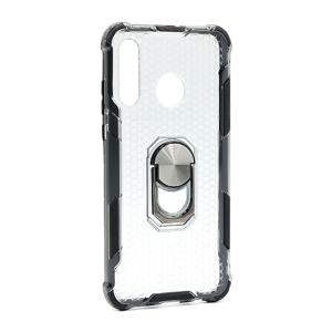 Slika od Futrola DEFENDER RING CLEAR za Huawei P30 Lite crna
