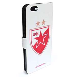 Slika od Futrola BI FOLD Comicell Crvena zvezda za Iphone 6 PLUS model 4