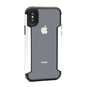 Slika od Futrola Elegant and strong za Iphone X/XS srebrna
