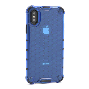 Slika od Futrola Honeycomb strong za Iphone X/XS plava