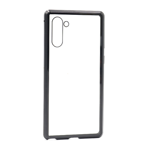 Slika od Futrola Full Cover magnetic frame za Samsung N970F Galaxy Note 10 crna