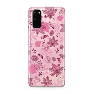 Slika od Futrola ULTRA TANKI PRINT CLEAR za Samsung G980F Galaxy S20 AT0003