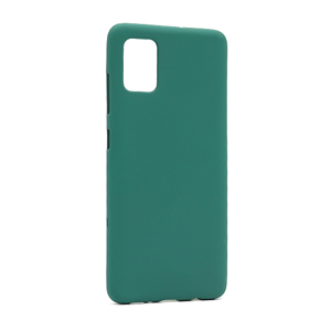 Slika od Futrola GENTLE COLOR za Samsung A515F Galaxy A51 zelena