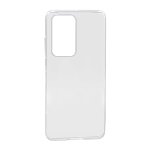 Slika od Futrola ULTRA TANKI PROTECT silikon za Huawei P40 Pro providna (bela)
