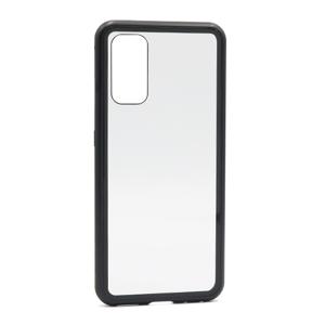 Slika od Futrola Magnetic frame za Samsung G980F Galaxy S20 crna