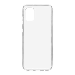 Slika od Futrola ULTRA TANKI PROTECT silikon za Samsung A315F Galaxy A31 providna (bela)